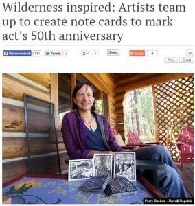 wilderness cards- ravalli republic